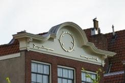 Warffemius, object op historisch 18e eeuws rijksmonument Spaarne Haarlem