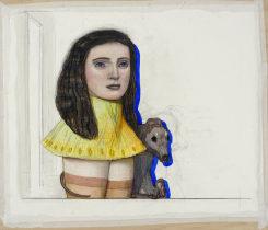 Pat Andrea, femme et chien 4