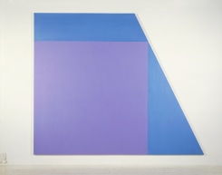 Olivier Mosset, Purple Square