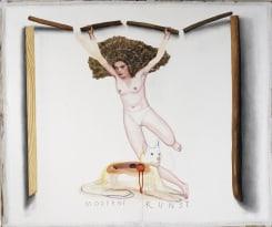 Pat Andrea, Moderne Kunst