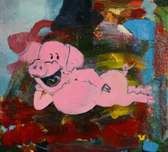 Roel van der Linden, L'oeuvre, L'artiste, L'argent