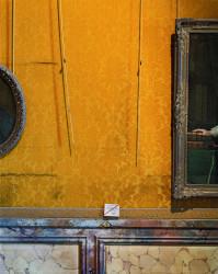 Robert Polidori, Salle le sentiment religieux