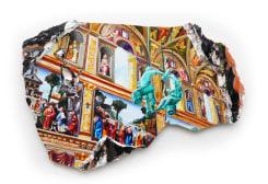 Gé-Karel van der Sterren, Wallflower #12- Cappella Sistina