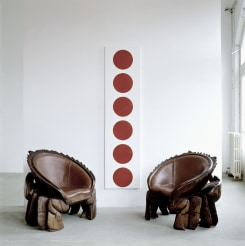 John M Armleder, Untitled, Furniture Sculpture