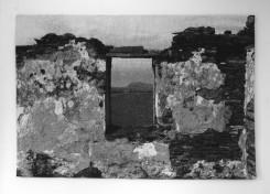 Frans Beerens, Uitzicht door een raam op het onbewoonde eiland An Blascaod Mor