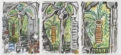 Marijn van Kreij, Untitled (Picasso, l'Atelier de La Californie, 1955)