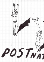 Dick Verdult, Dibujos Pasajeros (Postnatal volley)