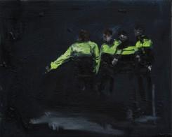 Daan den Houter, Untitled Police