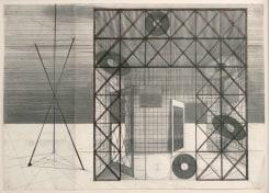Henri Jacobs, Study for Igitur II