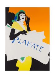 Alex Dordoy, Plakate