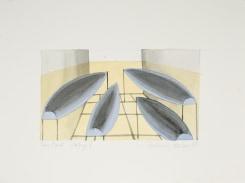 Thomas Huber, Das Meer, Anlage II