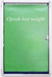 Pieterjan Ginckels, Oprah Lost Weight
