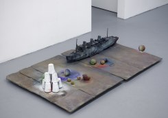 Folkert de Jong, Artwork for a Metaphysical Libertarian