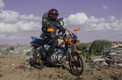 Jan Hoek, Mad Max Rider