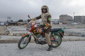 Jan Hoek, The Lion Rider