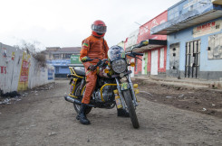 Jan Hoek, Vybz Kartell Rider