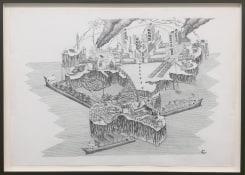 Renzo Martens, Cedrick Tamasala, Untitled