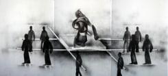 Matthew Monahan, The Ornamental Hermit (Procession View)