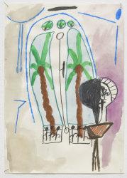 Marijn van Kreij, Untitled (Picasso, Le Carnet de La Californie, 1955)