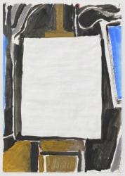 Marijn van Kreij, Untitled (Picasso, The Studio, 1956, Empty Canvas)