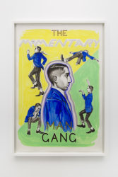 Charles Avery, Untitled (The Momentary Man Gang)