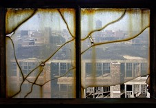Marchand & Meffre, Window, Packard Motors Plant