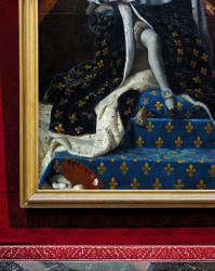 Robert Polidori, Salle la création de l'académie de peinture et de sculpture