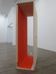 Martina Klein, Untitled (Orange)