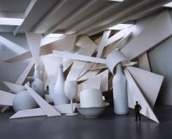 David DiMichele, Pseudodocumentation: Cubist Space