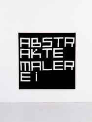 Nicolas Chardon, Abstrakte Malerei