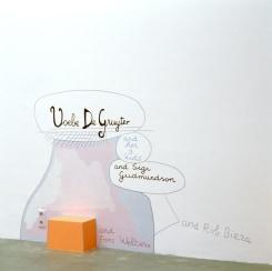 Lily van der Stokker, Voebe + Rob Birza