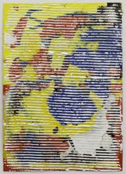Koen Delaere, Untitled 07 (The Paper Series)