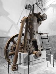 Christophoros Doulgeris, Carpe Diem, Single stroke engine #1