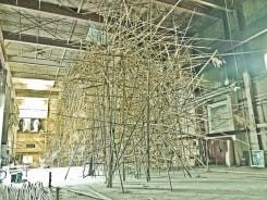 Doug & Mike Starn, big bambú