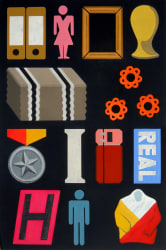 Ton Kraayeveld, Logo Painting