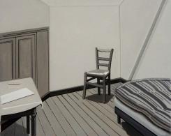Ton Kraayeveld, Vincent's Room