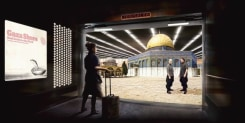 Larissa Sansour, Jerusalem Floor