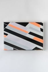 Harry Markusse, Stacked Painting # 4