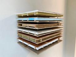 Frank Halmans, stacks #2
