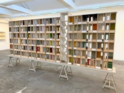 Frank Halmans, Verlaten (galerij)flat