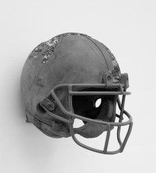 Daniel Arsham, Pyrite Football Helmet