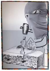Catherine Biocca, Ashamed Sculpture #1