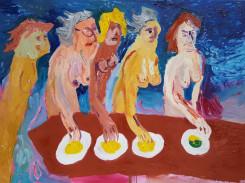 Tanja Ritterbex, Selbstbedienung