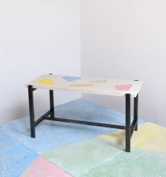 Andrew Lacon, Fragments (table)