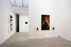 Cevdet Erek, Fireplace with Beat