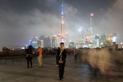 Ruben Terlou, Shanghai I