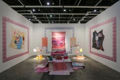 Sam Samiee, Art Basel Hong Kong solo presentation