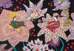 Rik Smits, Flower Duel