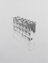 Frank Halmans, Flat 'Elders'/ Apartment building 'Elsewhere'