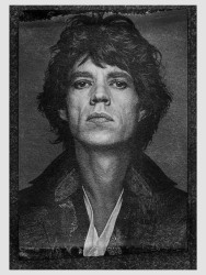 Albert Watson, Mick Jagger, New York City